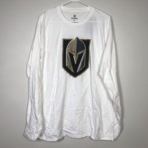 NHL Fanatics Golden Knights Long Sleeve Shirt